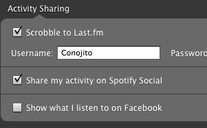Spotify privacy