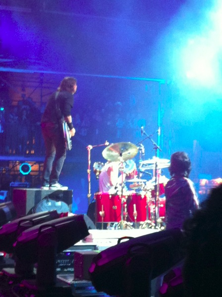 Learn To Love Again: The Foo Fighters and The Reading Festival 2012
