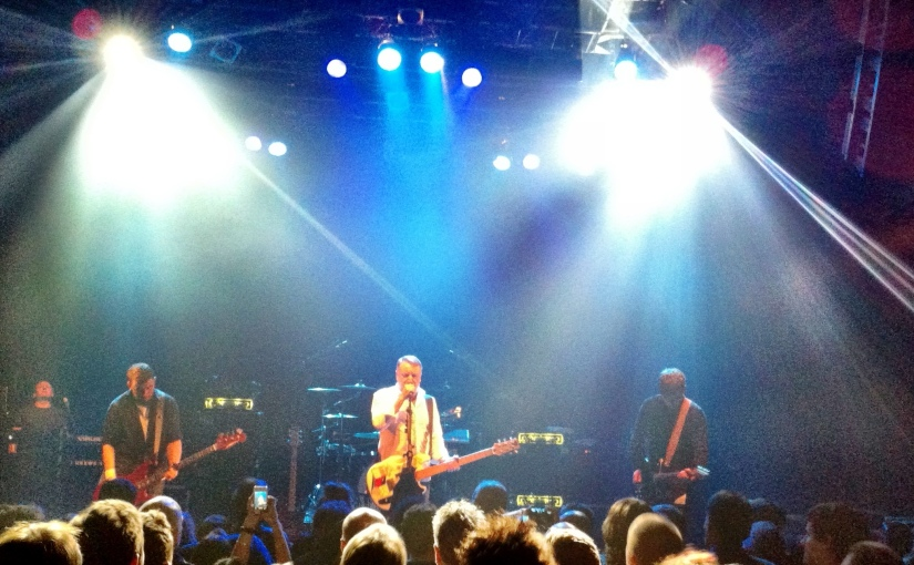 Dreams Never End: X&HT Saw Peter Hook And The Light