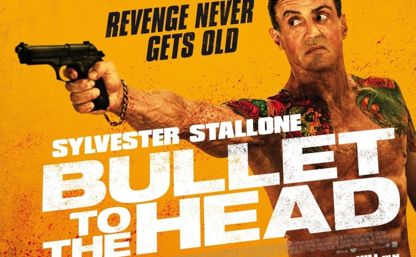 "Firing Blanks: Clive Saw ""Bullet To The Head""."