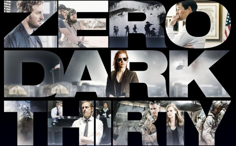 """Grail Quest: The Hunt For Meaning And Osama Bin Laden in """"Zero DarkThirty"""""""