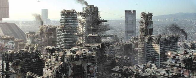 Favelas-on-Blast