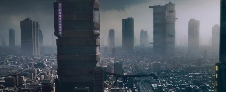 Image result for Dredd environment