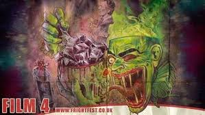 Clive Does Frightfest