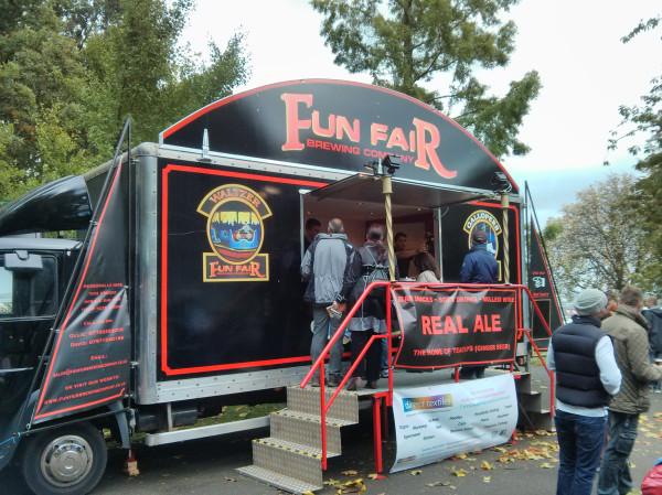 Funfair tap