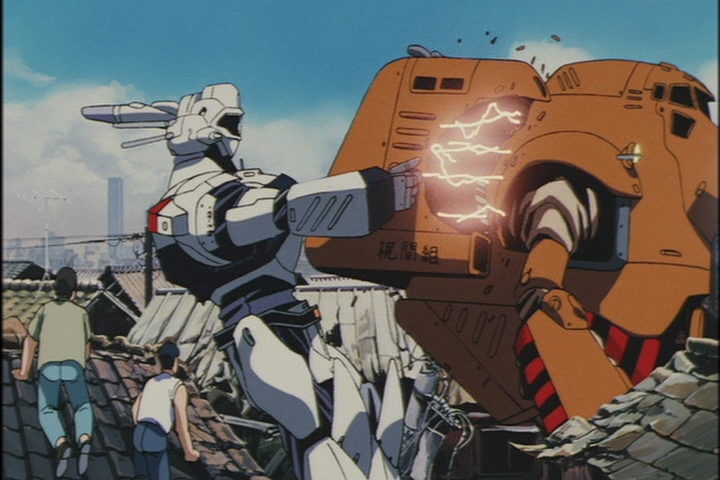 States Of Mind: Patlabor On Film – Part One