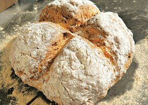 Soda Bread: a loaf in an hour