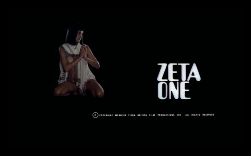 Movies Unwrapped: ZETAONE