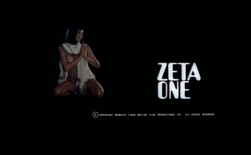 Movies Unwrapped: ZETA ONE