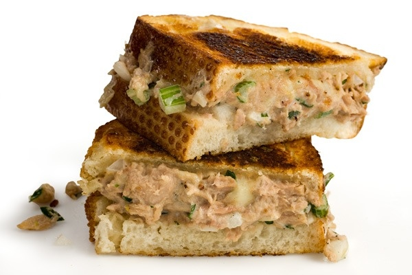 The Best Tuna Melt In The World