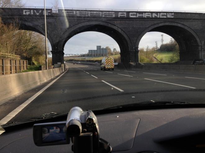 Gimpo M25 Spin 2014 bridge