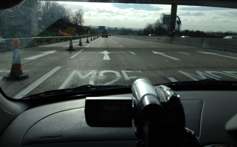 Witness Statement: The M25 Spin, 2014