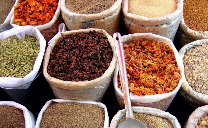 Fodderblog: Bombay BakedPotatoes