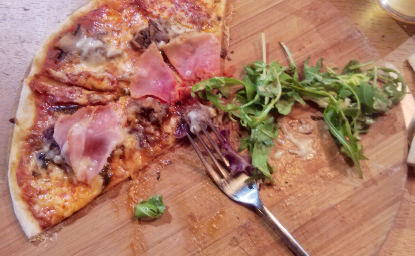 Pizza Is Like Shakespeare: The Stable, Bristol