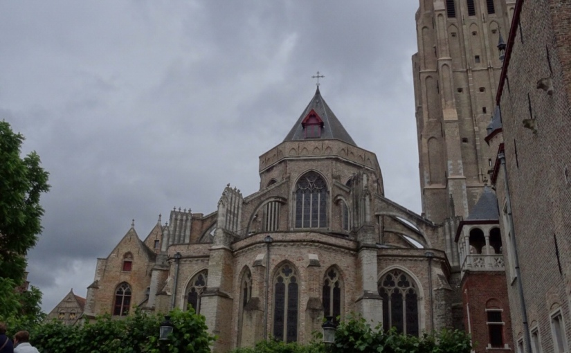 Bruges: Art, Architecture And Mortality
