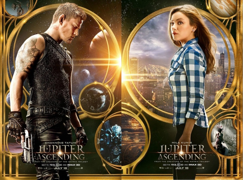 Jupiter Ascending: In Defence Of Space Opera.