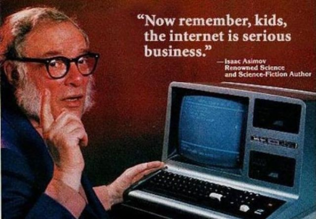 The A To Z Of SFF: A Is ForASIMOV