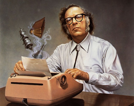 The A To Z OF SFF: A Is For Asimov…again.