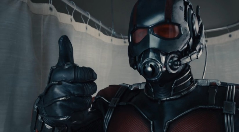The A To Z Of SFF: A Is For Ant-Man