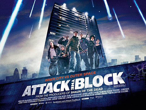 The A To Z Of SFF: A Is For Attack The Block
