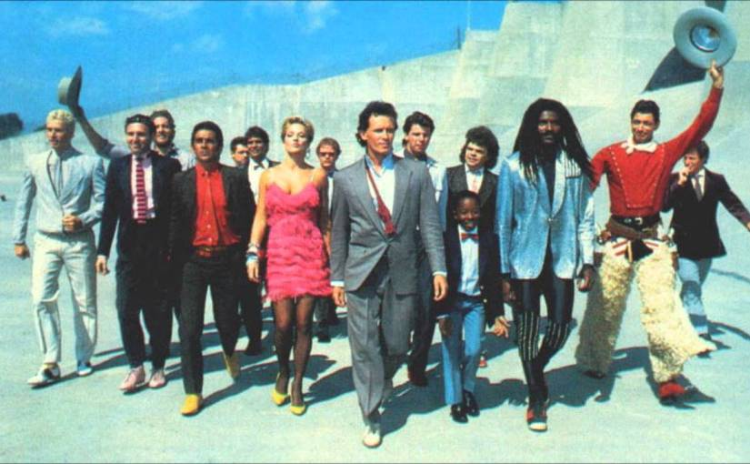 The A To Z Of SFF: A Is For The Adventures Of Buckaroo Banzai Across The 8th Dimension