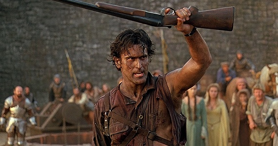 The A To Z Of SFF: A Is For Army Of Darkness