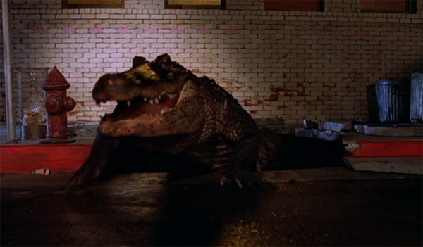 The A To Z Of SFF: A Is ForAlligator