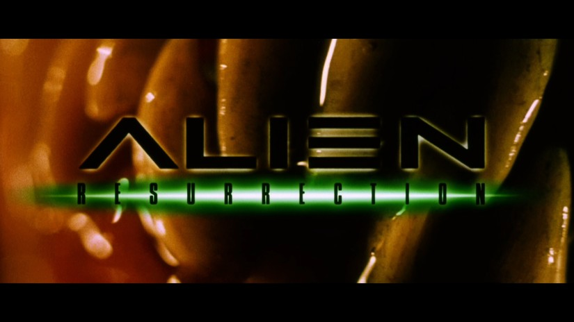 The A To Z Of SFF: A Is For Alien Resurrection