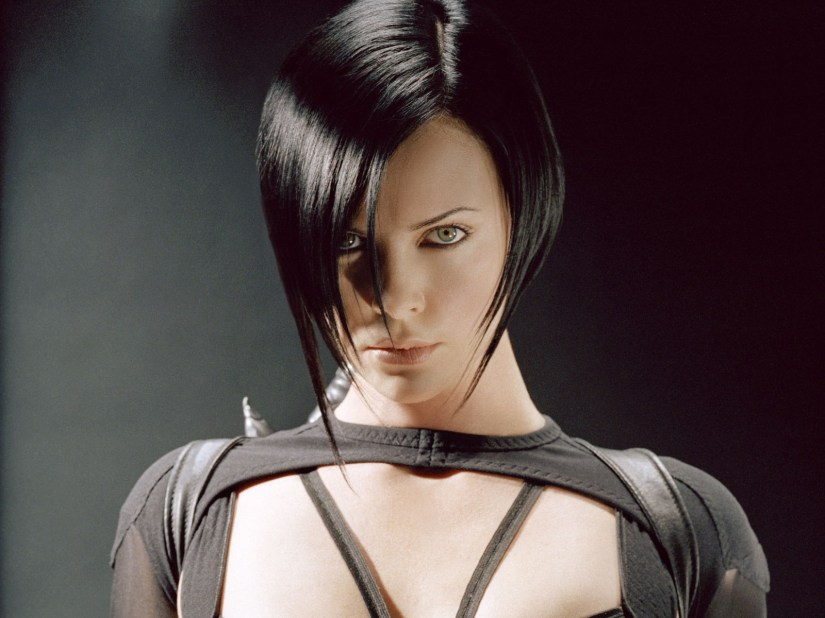 The A To Z Of SFF: A Is For Aeon Flux: TheMovie