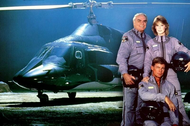 The A To Z Of SFF: A Is For Airwolf