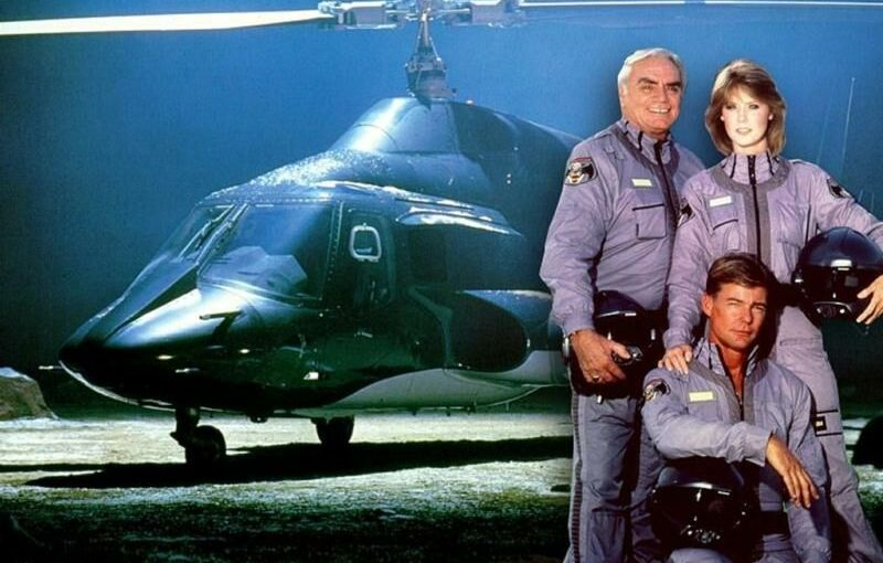 The A To Z Of SFF: A Is ForAirwolf