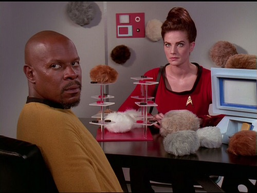 The A To Z Of SFF: T Is For Trials And Tribble-ations