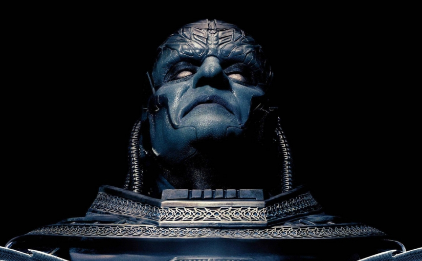 The A To Z Of SFF: X Is For X-Men:Apocalypse