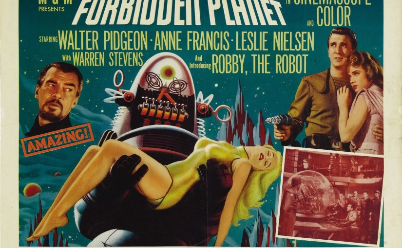 The A To Z Of SFF: F Is For Forbidden Planet
