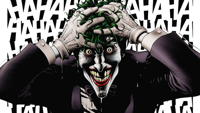The A To Z Of SFF: K Is For The KillingJoke