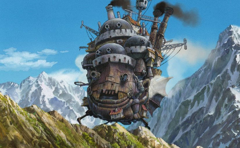 The A To Z Of SFF: H Is For Howl's Moving Castle