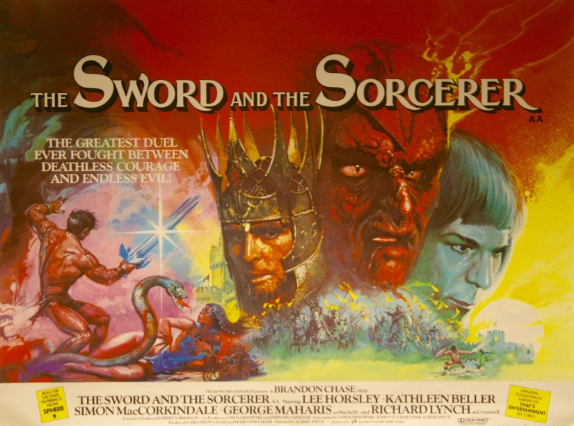 The A To Z Of SFF: S Is For The Sword And The Sorcerer