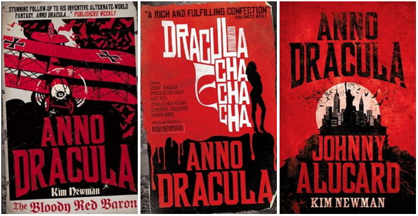 The A To Z Of SFF: A Is For Anno Dracula