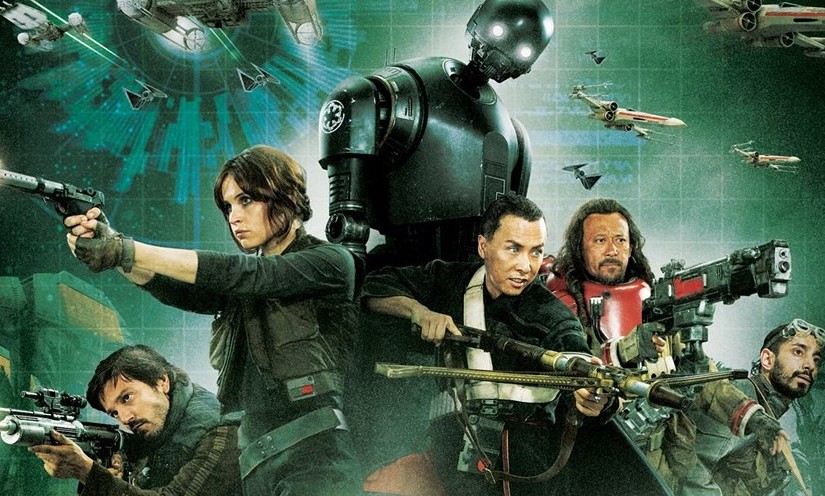 The A To Z Of SFF: R Is For Rogue One: A Star Wars Story
